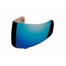 Стекло д/шлема VEGA HD185/188/168 зеркальное (син.)