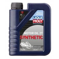 Liqui Moly 2382 Синт.мот.масло д/снегохода 2T (1л)