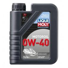 Liqui Moly 7520 Синт.мот.масло д/снегохода 4T 0W-40 (1л)