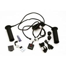 Комплект ручки + курок газа с подогревом AM106 (ATV/снегоход) d22 KOSO