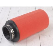 04 3077.SC(C0)  Фильтр нулевого сопротивления Malossi  d52 PHM38-41 черн.крышка