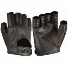 Перчатки AKITO SHORTY без пальцев черные  L