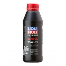 Liqui Moly 7589 Синт.трансмисс.масло д/мотоц. Motorrad Gear Oil 75W-90 (GL-5) (0,5л)
