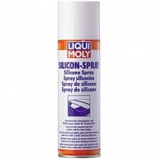 Liqui Moly 3955 Бесцветная смазка-силикон Silicon-Spray (0,3л)