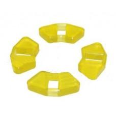Демпферные резинки заднего диска Delta, Alpha (силикон)