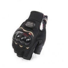 Перчатки Probiker MCS04C черные (без пальцев)  L