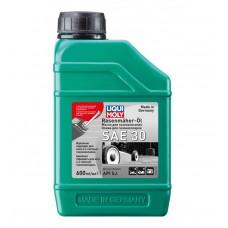 Liqui Moly 7594 Мин.мот.масло д/4-т.газонокосилок Rasenmaher-Oil SAE 30 (0,6л)