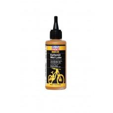 Liqui Moly 6052 Смазка д/цепи велосипедов (дождь/снег) Bike Kettenol Wet Lube (0,1л)