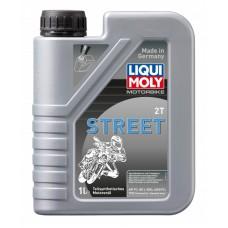 Liqui Moly 3981 П/с.мот.масло д/2-т. мотоц. Motorrad 2T TC (1л)