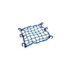 Сетка REX 40х40 син. пластик. крючки