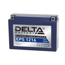 "АКБ ""DELTA"" EPS 1216  YTX16AL-A2 (205 х 70 х 162)"