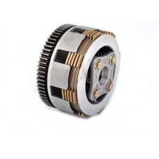 Сцепление в сборе  двиг.YX140 (кикстартер), 150-170 (5 дисков)