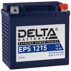 "АКБ ""DELTA"" EPS 1215  YTX14L-BS (149 х 87 х 144) (плюс справа)"