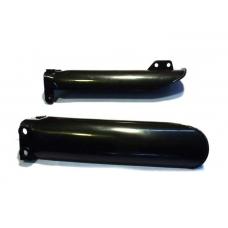Накладки на амортизаторы (пара) TTR125-250 (черн.)