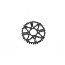 Звезда ведомая 520-41T d-58 4болта крепл. с проточкой (черная)