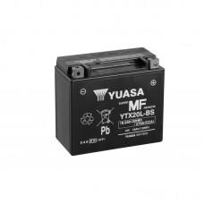 Аккумулятор YUASA MF YTX20L-BS