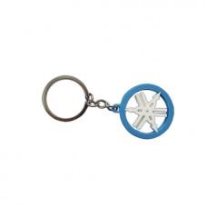 Брелок для ключей YAMAHA синий