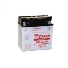 Аккумулятор YUASA YB16CL-B