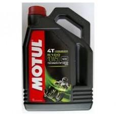 Масло MOTUL 5100 4Т 10W-50  4л