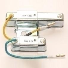 Резистор сдвоенный (5w 5 om/30w 5.9 om) TW
