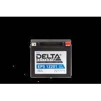 """АКБ """"DELTA"""" EPS 12201  YTX20HL-BS, YTX20L-BS (176 х 87 х 154)"""